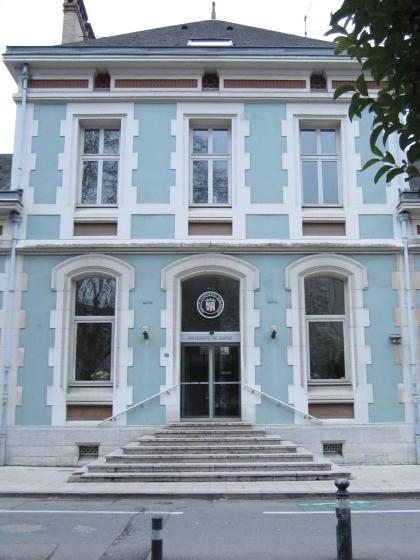 study abroad France Université de Savoie Chambéry ISEP