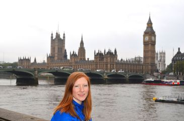 Janean studied abroad with ISEP at University of Sunderland.