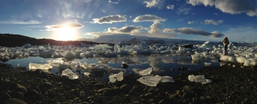 Alysa Yoder captures a great shot in Iceland while studying abroad with ISEP.