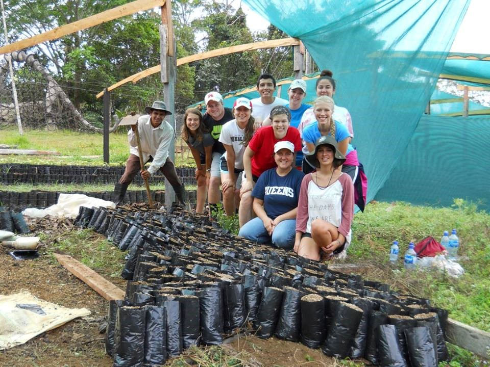 Volunteer with the ISEP GEP Program
