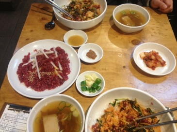 How to make study abroad a food adventure