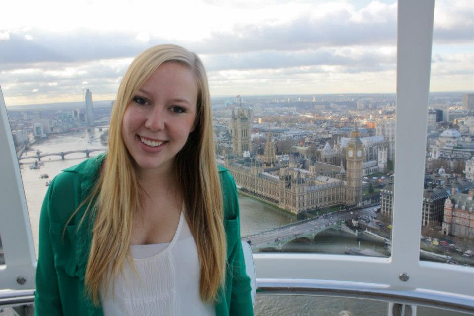 Sara Beyer London Eye