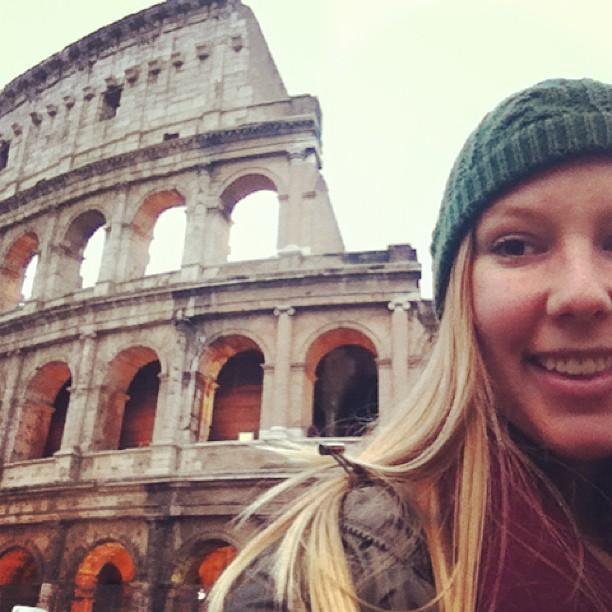 Sara Beyer Rome Italy