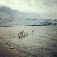 Finland_SwimmingInArctic